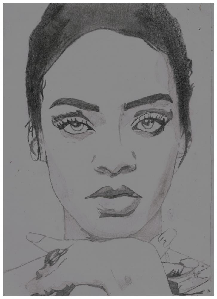 Rihanna by baby-eagle
